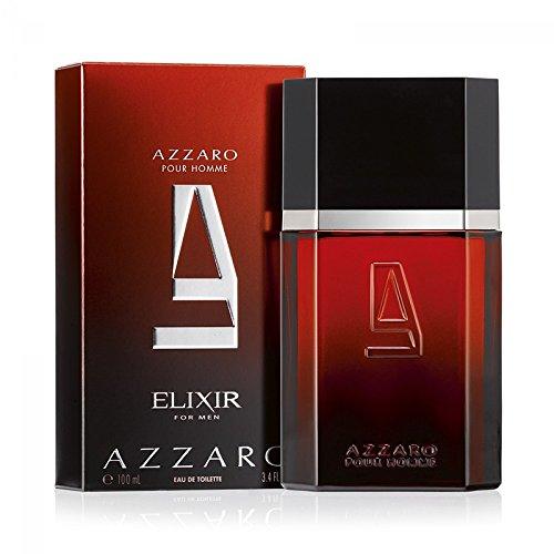 AZZAR0 pour Homme Elixir Eau de Toilette 100 ml