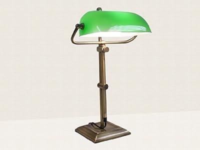 Bankers Lamp, Bankerslamp, Bankierslampe, Jack 10122 von Kiom - Lampenhans.de