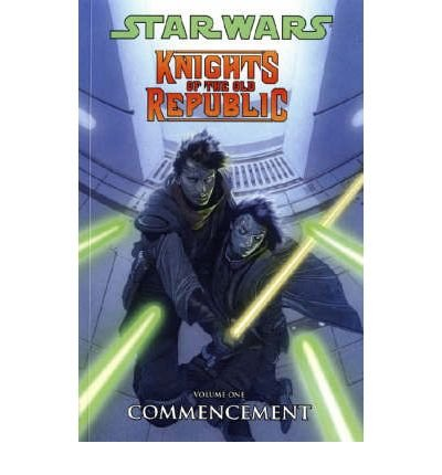 [Star Wars - Knights of the Old Republic: Commencement v. 1] [by: John Jackson Miller]