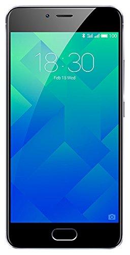 Meizu M5s - Smartphone de 5.2' (Octa-Core A53 1.3 GHz, Memoria Interna de 16 GB, 3 GB de RAM, HD (720p), Gris/Negro