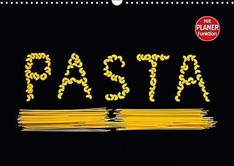 Pasta (Wandkalender 2018 DIN A3 quer): Appetitliche Fotografien von Pasta (Geburtstagskalender, 14 Seiten ) (CALVENDO Lifestyle) [Kalender] [Apr 01, 2017] Jäger, (Olivenöl Basilikum Pasta)