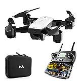 MBEN Droni Professionali e Fotocamere con GPS, 5G 110 ° grandangolare 1080P FPV...