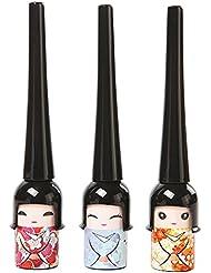 Ama-ZODE Cute Black Waterproof Liquid Eyeliner Pen Makeup Cosmetic