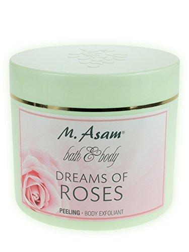 M. Asam Body Peeling Dreams of Roses - 600g