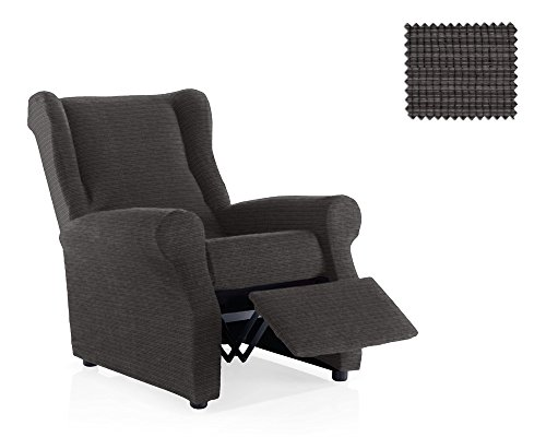 Sesselhusse relax Vulcano Grösse 1 Sitzer, Standardgröss Farbe Schwarz (mehrere Farben verfügbar)
