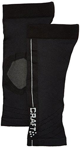 Craft Rad Knielinge Knee Warmer 3D, Black, M/L, 1902332-9999-5