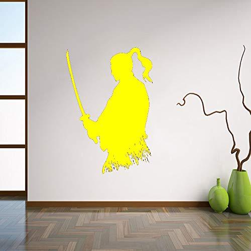 Die Ninja Schildkröte Ist Lila - Zaosan Wanddekoration Ninja Vinyl Aufkleber Japanischen