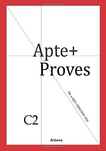 Apte+ Proves C2 (Aptes) por Sònia Sellés Soler