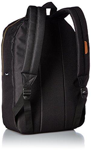herschel Settlement Backpack black Black Backpack