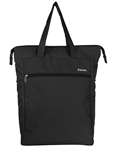 Bench Damen Shopper Broadfield 2, Jet Black, 43.8 x 36.8 x 5.0 cm, 8.06 Liter, BLXA0857