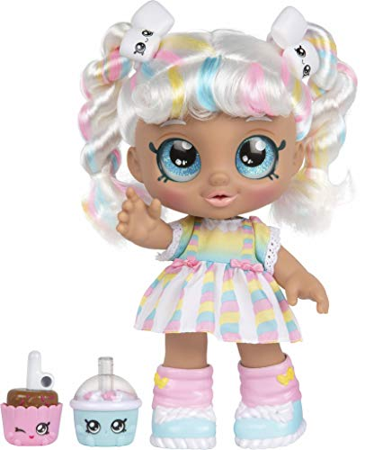 Kindi Kids - Marsha Mello, Muñeca para Niños y Niñas a Partir de 3 Años, Multicolor, (Famosa 700015393)