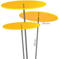 Cazador-del-sol ® | medio | trois | jaune