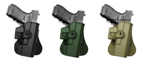 Pistole Hand Gun Polymer Retention Roto Holster für Glock 19/23/33Green IMI RSR Defence Gun/Pistol Holster -