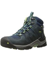 Zapatillas de deporte KEEN Rialto h2 para hombre, Raven / Bossa Nova, 8 M US