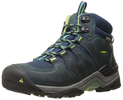 Keen Gypsum II Mid Waterproof Women's Wandern Stiefel - SS17 Blau