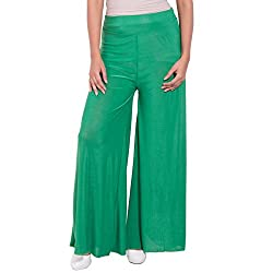 Diva Boutique Womens Palazoo (gl-04_Green_30)