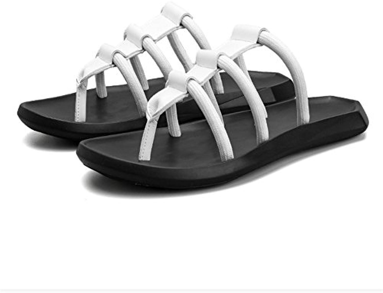 Zapatillas Zapatillas Sandalias Antideslizantes De Los Deportes Al Aire Libre De Los Hombres Deslizadores Zapatos...