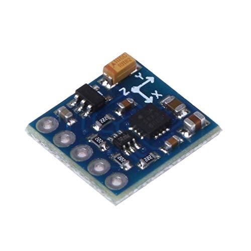 LeoboodeGY-271 HMC5883L DREI-achsen-digitaler kompass magnetfeld modul Magnetometer für arduino iic Board DREI achsen DIY Werkzeug