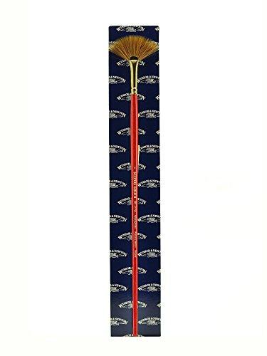 Winsor & Newton - Pennello rotondo con manico lungo, serie 808 Sceptre Gold II, misura 4