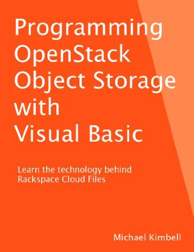 k Object Storage with Visual Basic (English Edition) ()