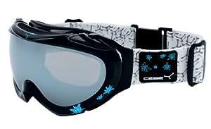 Cebe - Masques de ski snowboard - Crux m Femme - Noir Grey flash