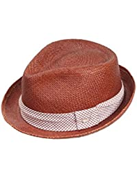Amazon.it  Jacob Cohen - Cappelli Panama   Cappelli e cappellini ... dcc89b42ddac