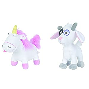 Simba 6305875147 Juguete de Peluche - Juguetes de Peluche (Unicornio, Colores Surtidos, Felpa, Minions, Unicornio, Niño/niña)
