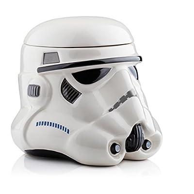 getDigital - Boîte Céramique en forme de Casque de Stormtrooper