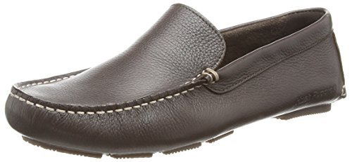 Hush Puppies Monaco_Mt,  Marrone Brown (Brown Leather) 47