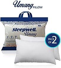 Sleepwell Umang Pillow Pack of 2