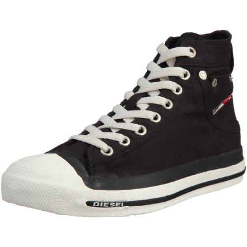 """Diesel  """"MAGNETE"""" EXPOSURE - sneaker m, Baskets hautes hommes Black"""
