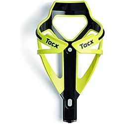 Technische Industrie Tacx T6154.18 - Portabidón de ciclismo, color negro y amarillo