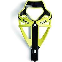 Tacx Technische Industrie T6154.18 - Portabidón de Ciclismo, Color Negro y Amarillo