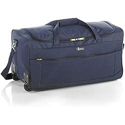 Bemus de John Travel, bolsa de viaje - 56 L - Gris