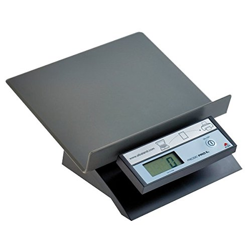Alba 5kg Electronic Letter and Parcel Scale 2g Increments takes 9V Battery Large Display Ref PREPRO5