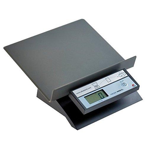 ALBA elektronische Briefwaage PRO/PREPRO5 dunkelgrau Kunststoff ABS bis 5 kg