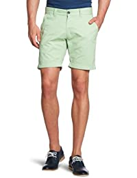 SELECTED HOMME Herren Short 16030490 Three Paris fair green shorts