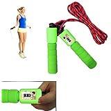 BabyGo Skipping Rope with Jump Counter (Colors May Vary)
