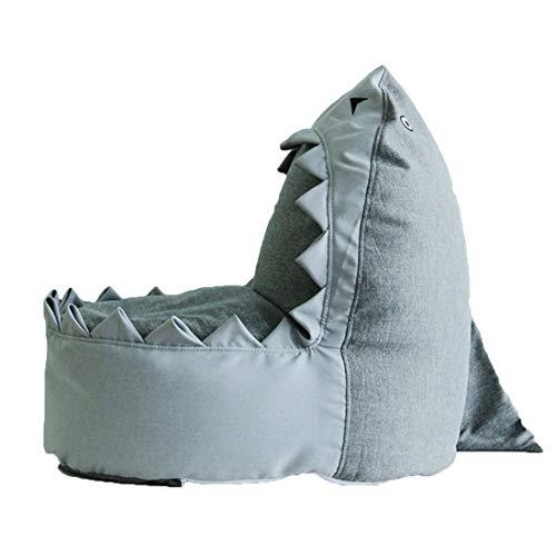 WFFH Bean Bag Sillón Tipo Puf Clásico Puff pera Asiento, Ideal para Adultos, Adolescentes y niños, Hecho de Material Resistente al Agua