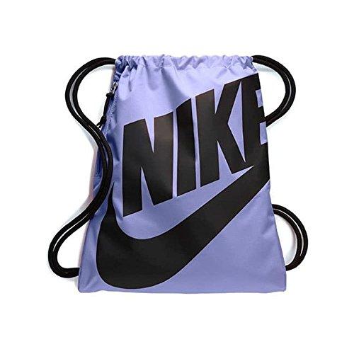 Nike Heritage Gmsk Saco con Cuerdas, Unisex Adulto, Morado / Negro, Talla Única