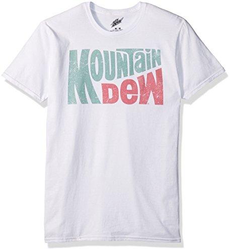 mountain-dew-mens-slanted-logo-short-sleeve-t-shirt-white-medium