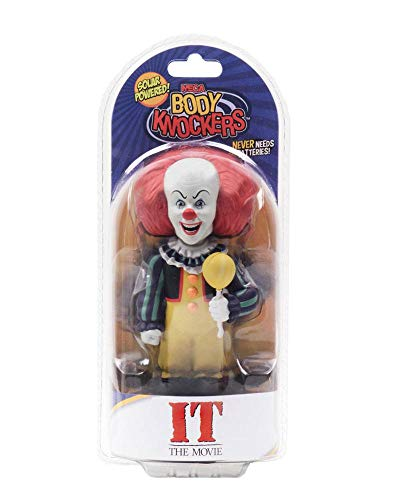 Stephen Kings - Es 1990 - Body Knocker Wackel Figur - Actionfigur - Clown - Pennywise