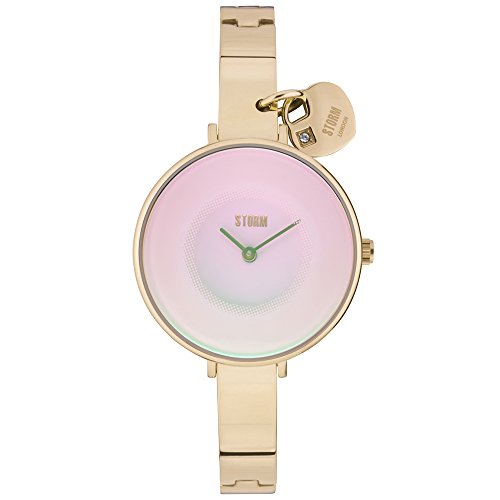 Storm Reloj los Mujeres Violina Rose Gold 47370/RG