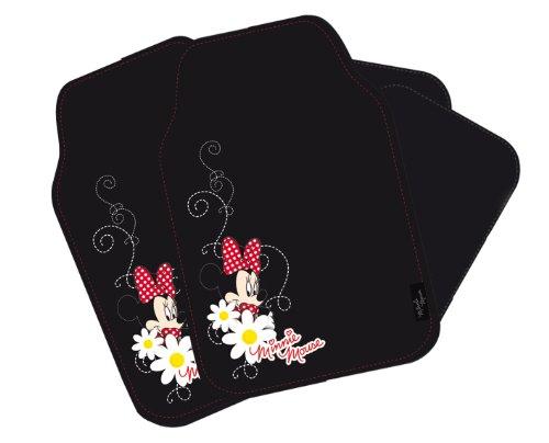 Preisvergleich Produktbild Disney MI-INN-800 Minnie Mouse 4-teiliges Fußmatten-Set