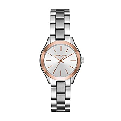 Michael Kors relojes Mini Slim Runway three-hand reloj
