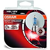 Osram ONBU8-DUO Night Breaker Unlimited H8 Duo Box