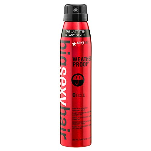 Sexy Hair BSH Weather Proof Humidity Resistant Spray, 5 Ounce by Sexy Hair