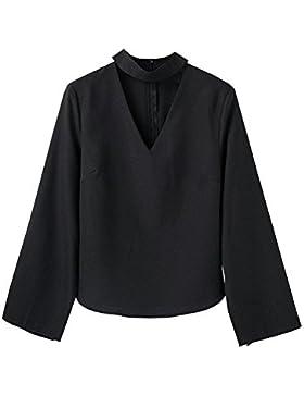 Futurino - Camisas - Manga Larga - para mujer