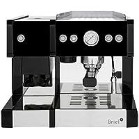 Máquina de espresso Briel EG288E EN en acero inoxidable