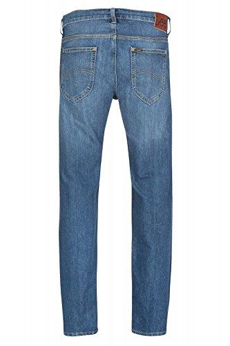 Lee Daren Zip Fly, Jeans Uomo Blu